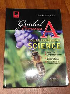 (W/ FREE RI A LEVEL CHEM NOTES) lower secondary science textbook