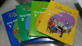 迪士尼美語世界 Sing Along (Disney World of English, DWE)