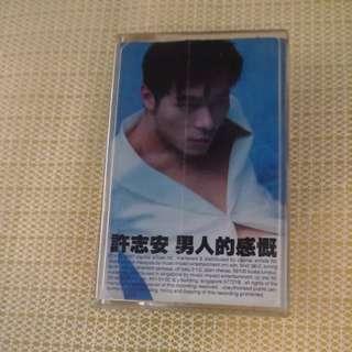 Cassette 许志安