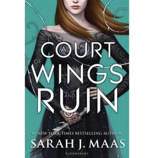 ✨ A Court of Wings and Ruin - Sarah J. Maas