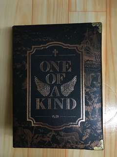 G-Dragon One Of A Kind CD