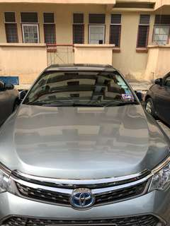 2016 Camry Hybrid for sale