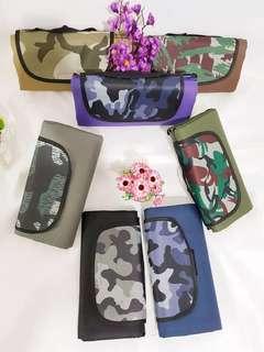 Tikar piknik tamasya matras travel portable mudah dan nyaman