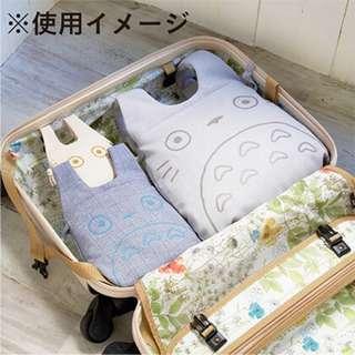 現貨-日本 郵便局  限定販售 龍貓束口袋(中. 豆豆龍 郵局