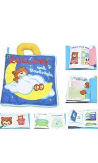 🚚 Baby busy book