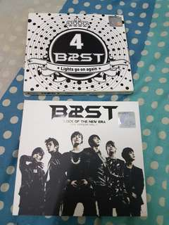 BEAST/B2ST/HIGHLIGHT KPOP ALBUM