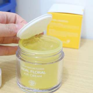 NACIFIC Real Floral Air Cream Calendula