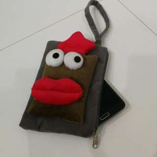 Pouch With Cute Design