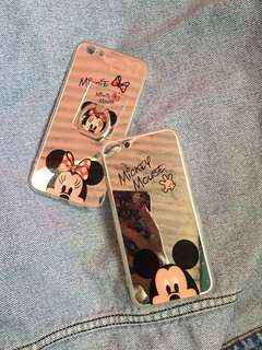 Onhand Mickey Mouse Mirror Phone Case Iphone 6 and 6s