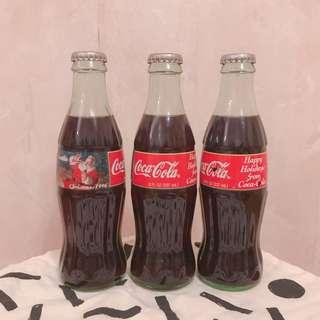 🚨絶版💡Coca Cola 1996年聖誕特別版 237ml