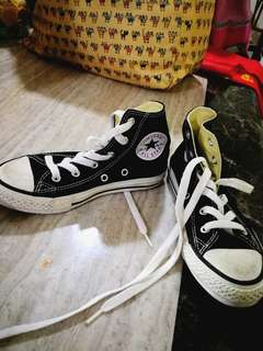 Converse High Cut EU29 18cm