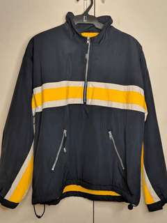 Vintage New York Classic Windbreaker Jacket