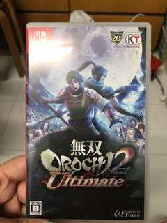 Switch 無雙 OROCHI 2 Ultimate (蛇魔2 Ultimate) 日文版