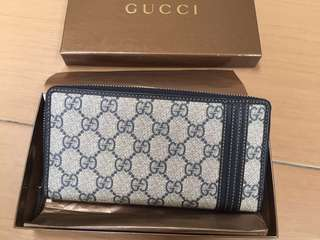 Authentic Gucci Wallet like new
