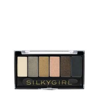 SILKYGIRL TRULY NUDE Eyeshadow Palette (TRADES👍👍)