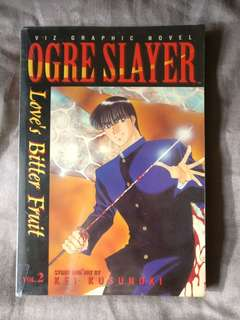 Ogre Slayer Vol. 2