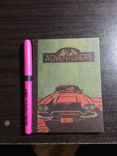 Papemelroti Mini Notebook Memo Pad