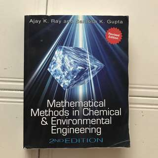 Mathematical methods in chemical and environmental engineering