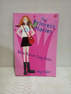 Buku The Princess Diaries