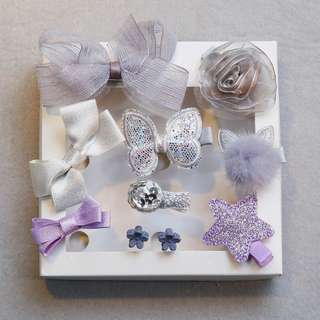 Babygirl hair pins hair clips