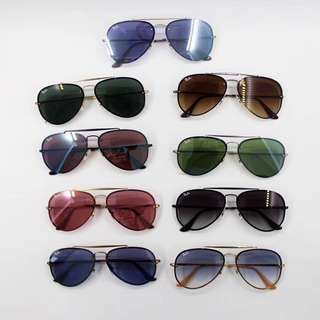 Rb3574 ray Ban blaze round brand new full packages original rayban sunglasses unisex