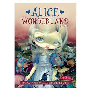 Oracle cards Alice: The Wonderland Oracle by Lucy Cavendish * latest release