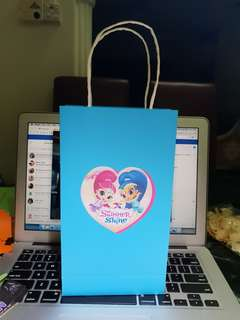🚚 Shimmer and Shine Goodie bag or Paper bag