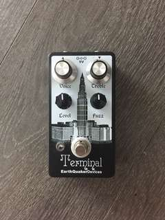 Earthquaker Devices Terminal Effect Pedal