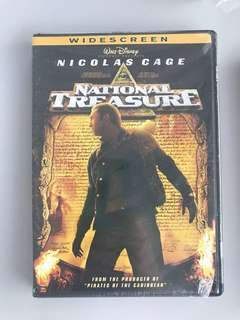 [WTS] National Treasure DVD NEW