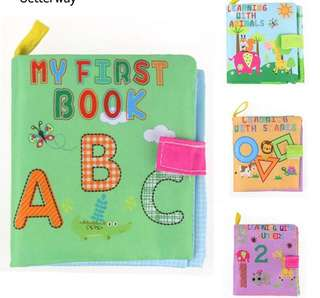 Cloth Learning Book