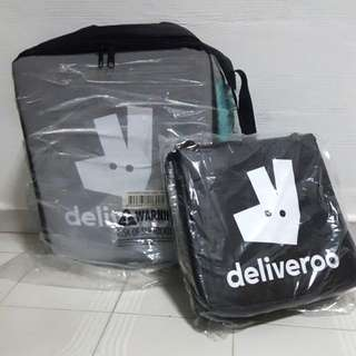 Deliveroo  Bags!
