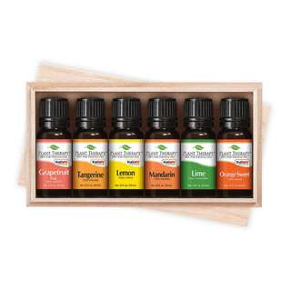 🚚 6 Fruits Essential Oil 10 mL Set Plant Therapy