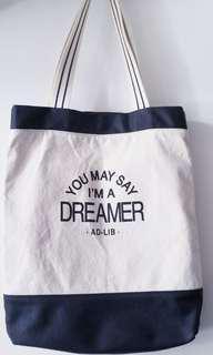 Adlib fashion Tote bag