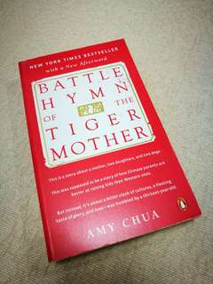 Battle Hymn of the Tiger Mother: Amy Chua