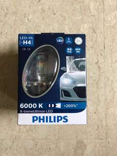 Philips LED H4 Lamp