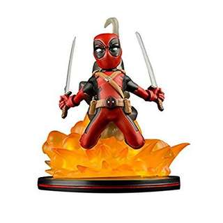 Marvel Deadpool Figure 2015 Q Fig