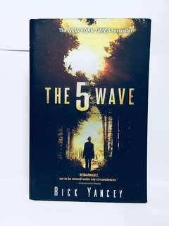The 5th Wave + The Infinite Sea by Rick Yancey