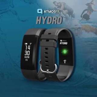 Atmos Fit Hydro Smart Fitness Watch