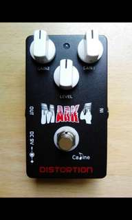 Caline Mark 4 Distortion BNIB