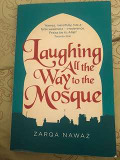 Laughing all the way to the mosque Zarqa Nawaz