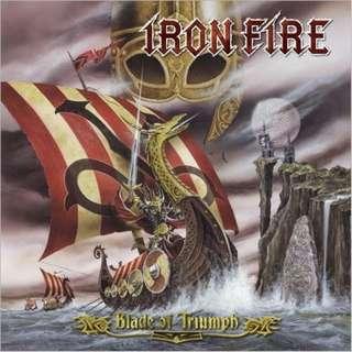 Iron Fire – Blade Of Triumph CD
