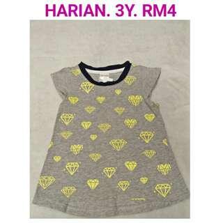 3y tshirt