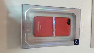 iPhone 5c back hard case