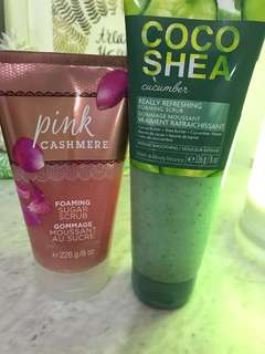 Bath & BodyWorks Body scrub