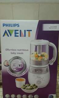 Philips Avent 4-in-1 healthy baby food