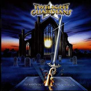 Twilight Guardians ‎– Tales Of The Brave CD