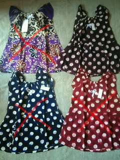 Dress anak 1-2y