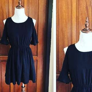 Simple Black dress small to medium