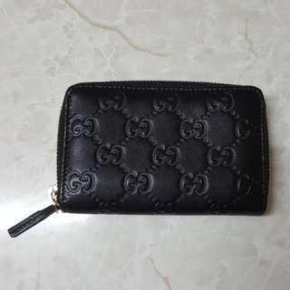 Gucci (Cardholder/ Coins Bag)