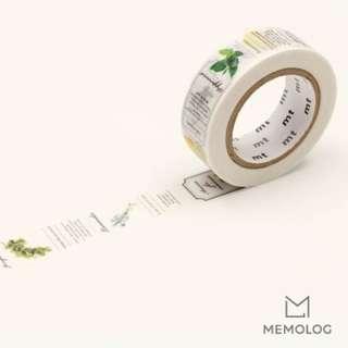 MT ex Aroma Masking Tape / Washi Tape